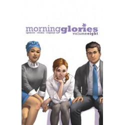 MORNING GLORIES TP VOL 8 RIVALS