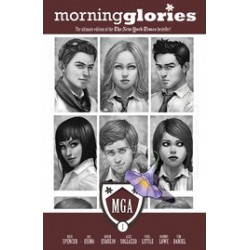 MORNING GLORIES COMPENDIUM TP VOL 1