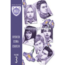 MORNING GLORIES DLX HC VOL 3