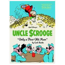 WALT DISNEY UNCLE SCROOGE HC VOL 1 POOR OLD MAN NEW PTG