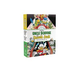 DISNEY ROSA DUCK LIBRARY HC BOX SET VOL 09 10