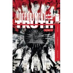 DEPARTMENT OF TRUTH 3 CVR A SIMMONDS