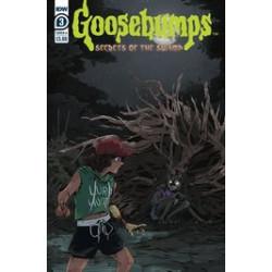 GOOSEBUMPS SECRET OF THE SWAMP 3