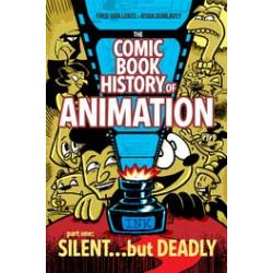 COMIC BOOK HISTORY OF ANIMATION 1 CVR A DUNLAVEY