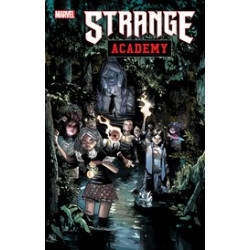 STRANGE ACADEMY 5