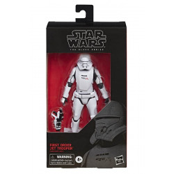 FIRST ORDER JET TROOPER STAR WARS EPISODE IX BLACK SERIES FIGURINE 15 CM