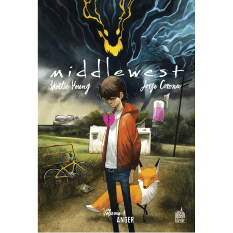 MIDDLEWEST - TOME 1 - MIDDLEWEST TOME 1