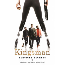 KINGSMAN: SERVICES SECRETS (NOUVELLE EDITION) - PRIX DECOUVERTE 10 EUROS JUSQU'AU 31/12
