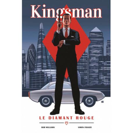 KINGSMAN: LE DIAMANT ROUGE