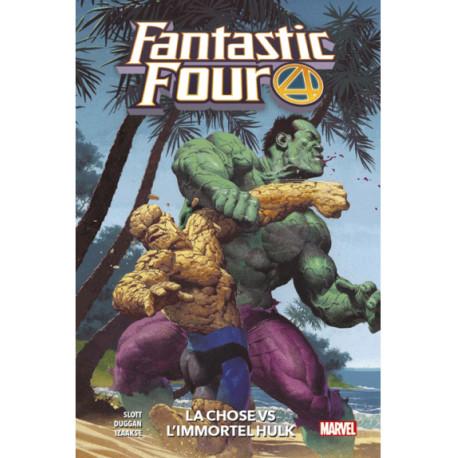 FANTASTIC FOUR T04 : LA CHOSE VS L'IMMORTEL HULK