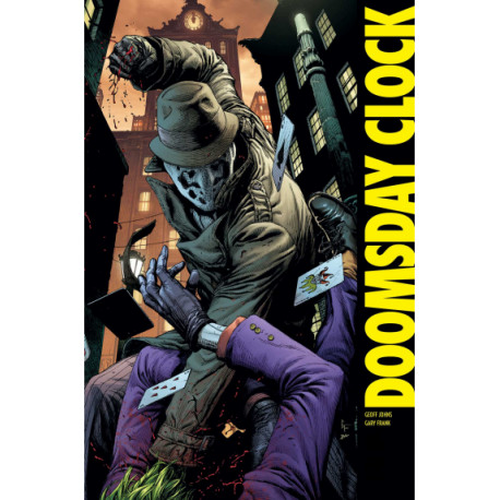 DOOMSDAY CLOCK - TOME 0