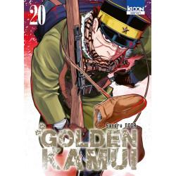 GOLDEN KAMUI T20 - VOL20