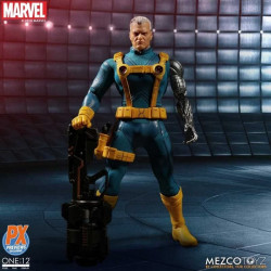 CABLE X-MEN EDITION ONE:12 COLLECTIVE MARVEL PX EXCLUSIVE ACTION FIGURE