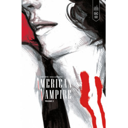 AMERICAN VAMPIRE INTEGRALE - EDITION BLACK LABEL - TOME 2