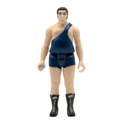 ANDR THE GIANT WAVE 1 FIGURINE REACTION ANDR THE GIANT SINGLET 10 CM