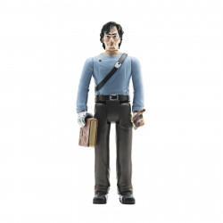 ARMY OF DARKNESS FIGURINE REACTION MEDIEVAL ASH 10 CM