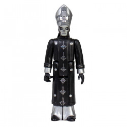 GHOST FIGURINE REACTION PAPA EMERITUS III BLACK SERIES 10 CM