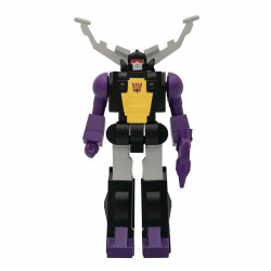 TRANSFORMERS WAVE 2 FIGURINE REACTION SHRAPNEL 10 CM