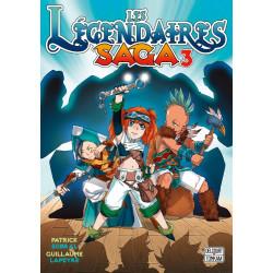 LES LEGENDAIRES - SAGA T03