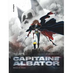 CAPITAINE ALBATOR - MEMOIRES DE L'ARCADIA - TOME 3