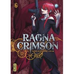 RAGNA CRIMSON - TOME 6