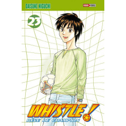 WHISTLE T23/T24 (TOME DOUBLE)