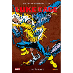 LUKE CAGE: L'INTEGRALE 1976-1977 - (TOME 3)