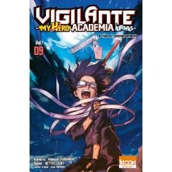 VIGILANTE - MY HERO ACADEMIA ILLEGALS T09 - VOL09