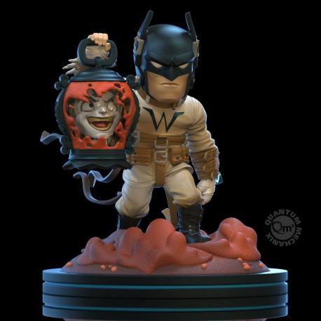 BATMAN LAST KNIGHT ON EARTH DC COMICS FIGURINE Q-FIG ELITE 10 CM