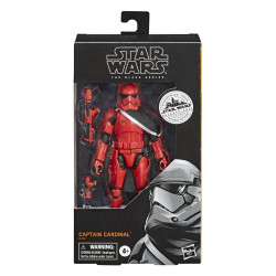 CAPTAIN CARDINAL STAR WARS GALAXYS EDGE BLACK SERIES FIGURINE 2020 15 CM