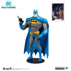 DC MULTIVERSE ANIMATED FIGURINE ANIMATED BATMAN VARIANT BLUE GRAY 18 CM