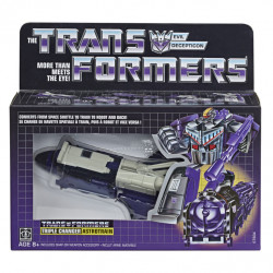 G1 ASTROTRAIN TRANSFORMERS TOYS VINTAGE ACTION FIGURE 13 CM