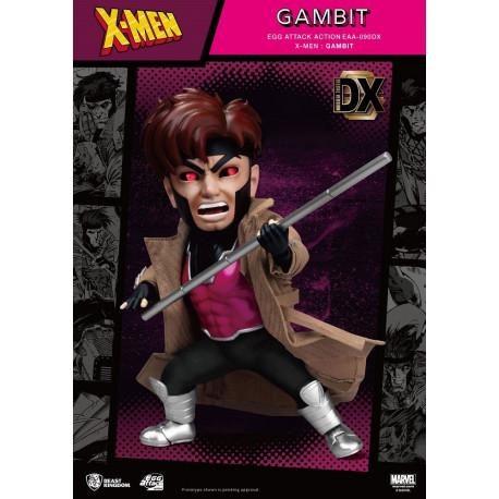 X-MEN EGG ATTACK FIGURINE GAMBIT DELUXE VER 17 CM