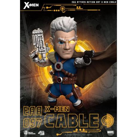 X-MEN EGG ATTACK FIGURINE CABLE 17 CM