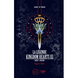 LA LEGENDE KINGDOM HEARTS III. PARTIE 1 - PARIE 1 CREATION