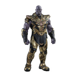 AVENGERS ENDGAME FIGURINE MOVIE MASTERPIECE 1 6 THANOS BATTLE DAMAGED VERSION 42 CM