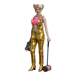 BIRDS OF PREY FIGURINE MOVIE MASTERPIECE 1 6 HARLEY QUINN 29 CM