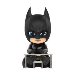 BATMAN DARK KNIGHT TRILOGY FIGURINE COSBABY BATMAN INTERROGATING VERSION 12 CM