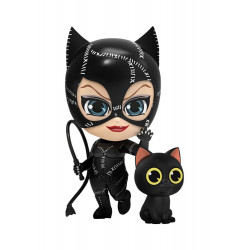 BATMAN LE D FI FIGURINES COSBABY CATWOMAN WITH WHIP 12 CM