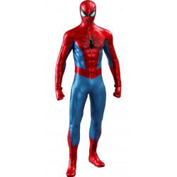 MARVEL S SPIDER-MAN FIGURINE VIDEO GAME MASTERPIECE 1 6 SPIDER-MAN SPIDER ARMOR MK IV SUIT 30 CM