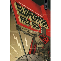 SUPERMAN RED SON EDITION BLACK LABEL