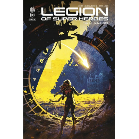 LEGION OF SUPER HEROES - TOME 1