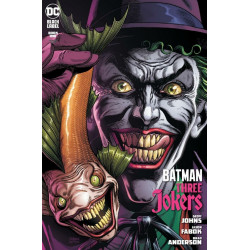 BATMAN THREE JOKERS 1 PREMIUM VAR JOKER FISH
