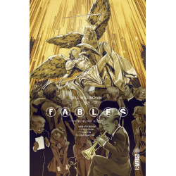FABLES INTEGRALE - TOME 10