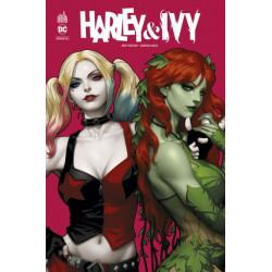 HARLEY QUINN REBIRTH - HARLEY & IVY - TOME 0