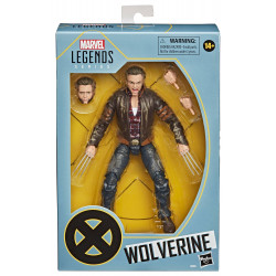 WOLVERINE X-MEN MARVEL LEGENDS SERIES FIGURINE 2020 15 CM