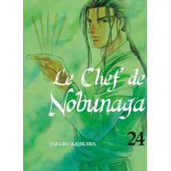 LE CHEF DE NOBUNAGA T24 - VOL24