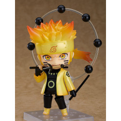 NARUTO SHIPPUDEN NENDOROID FIGURINE PVC NARUTO UZUMAKI SAGE OF THE SIX PATHS VER. 10 CM