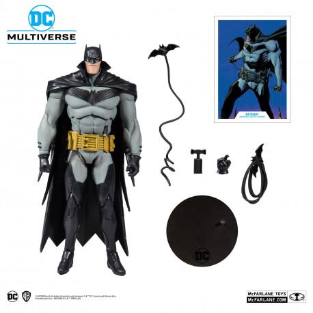 BATMAN DC MULTIVERSE FIGURINE WHITE KNIGHT 18 CM
