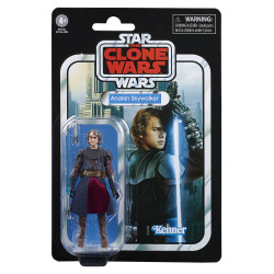 ANAKIN SKYWALKER THE CLONE WARS STAR WARS VINTAGE COLLECTION 2020 WAVE 5 FIGURINE 10 CM